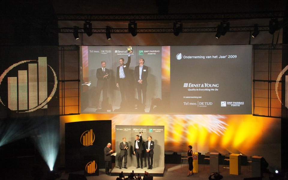 Entrepreneur of the year 2009